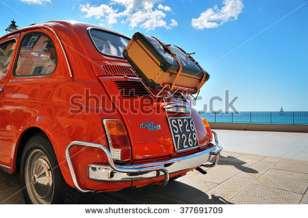 Fiat Cars Stock Photos, Royalty.