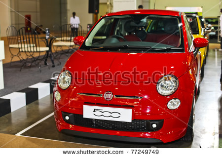 Fiat Thailand Stock Photos, Royalty.