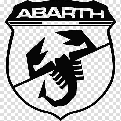 Abarth Car Fiat 500 Fiat Automobiles Sticker, car.