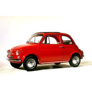 Fiat 500 Clipart.