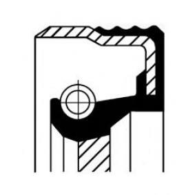 FIAT STILO 192 Crankshaft Seal — high quality parts.