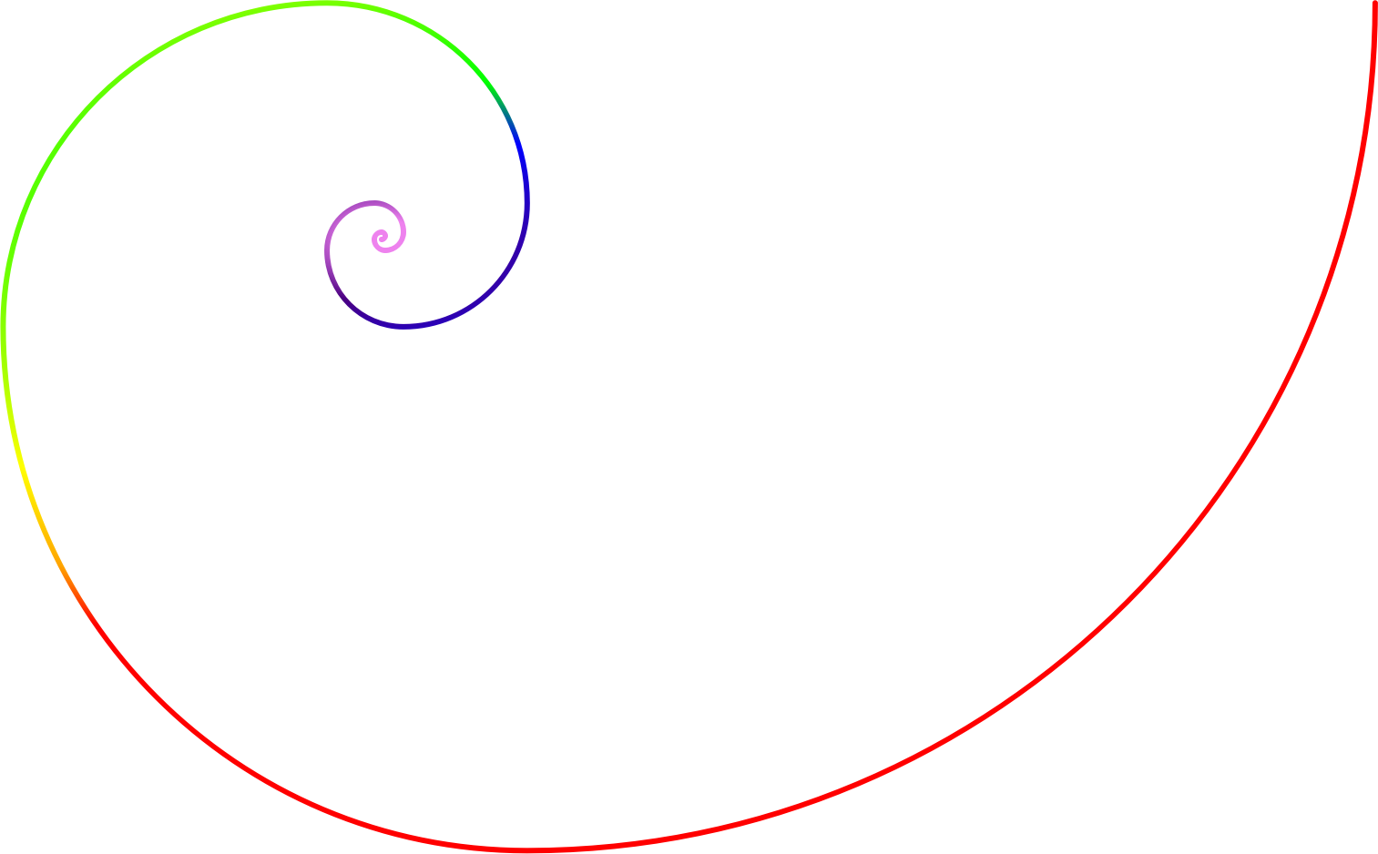 HD Fibonacci Nature Png.