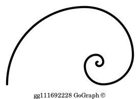 Fibonacci Clip Art.