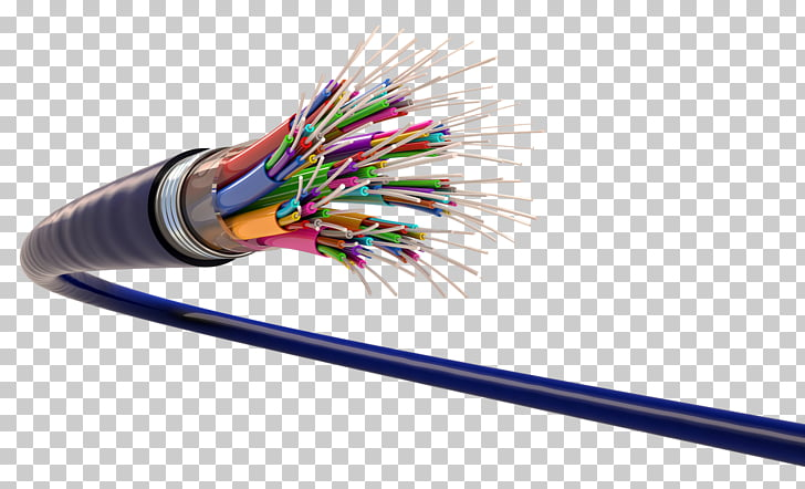 Optical fiber cable Electrical cable Computer network, fibra.