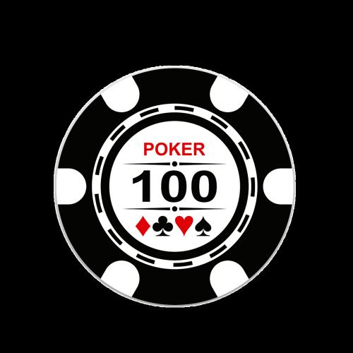 TopSocket Ficha Poker 100.