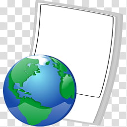 Vista Toon Pack, Fichier Internet icon transparent.