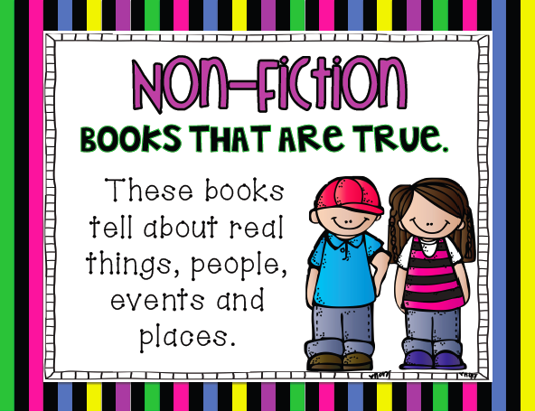 Free non fiction clipart.