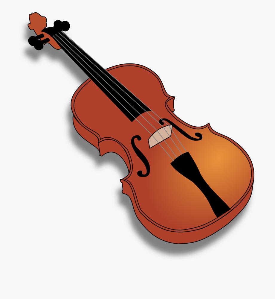 Guitar Clipart Violin.