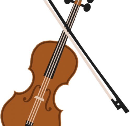 Violinist Clipart Fiddle Player.