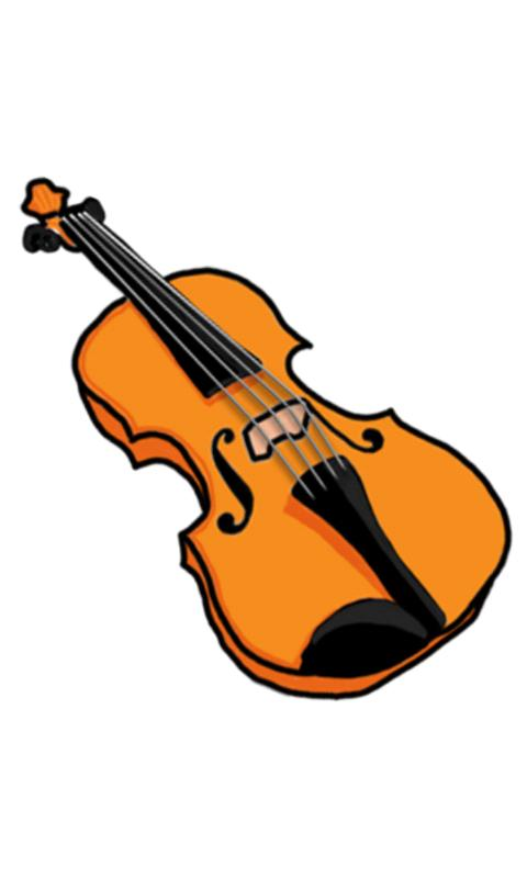 Violin clipart the cliparts 4.