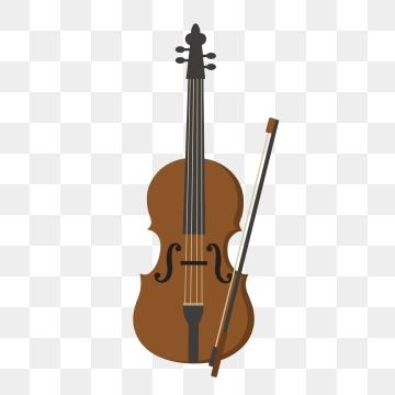 Violin Cartoon PNG Images.