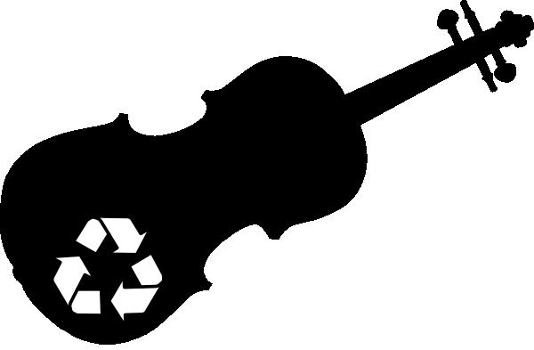 Recycling Fiddle Clip Art at Clker.com.