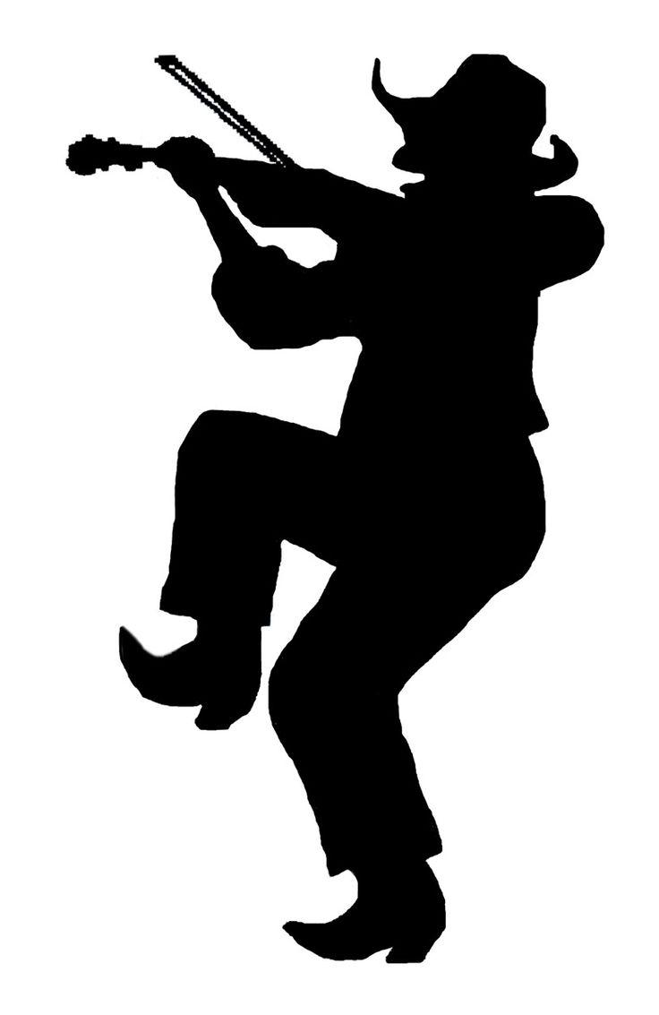 Fiddler Clip Art.