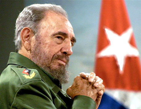 print:Fidel will outlive us all.
