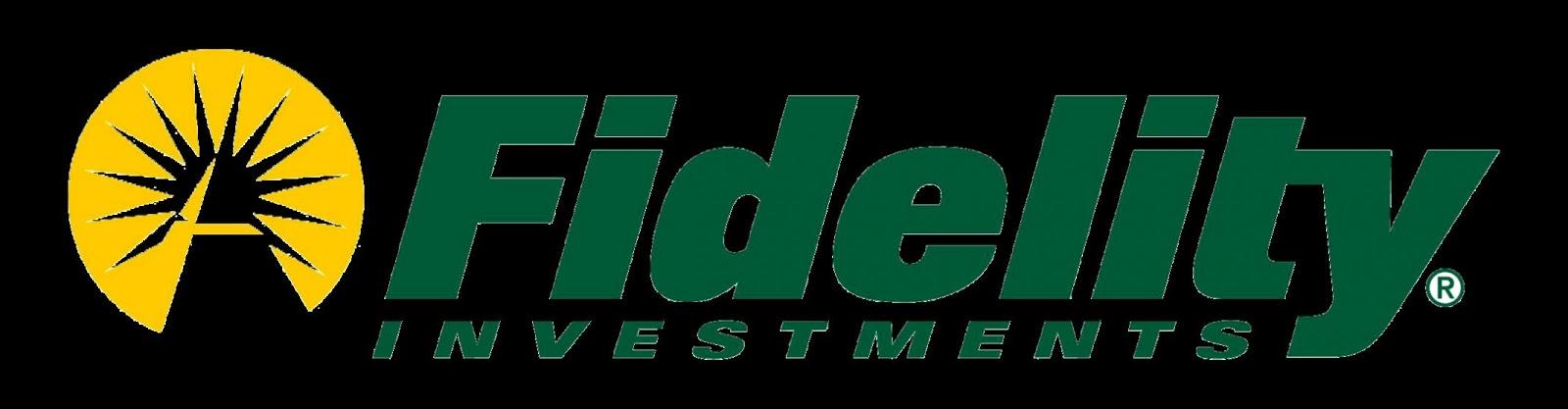 Fidelity Investment Logo.