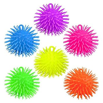 Amazon.com: Puffer Ball tactile toy fidget therapy Autism ADHD.