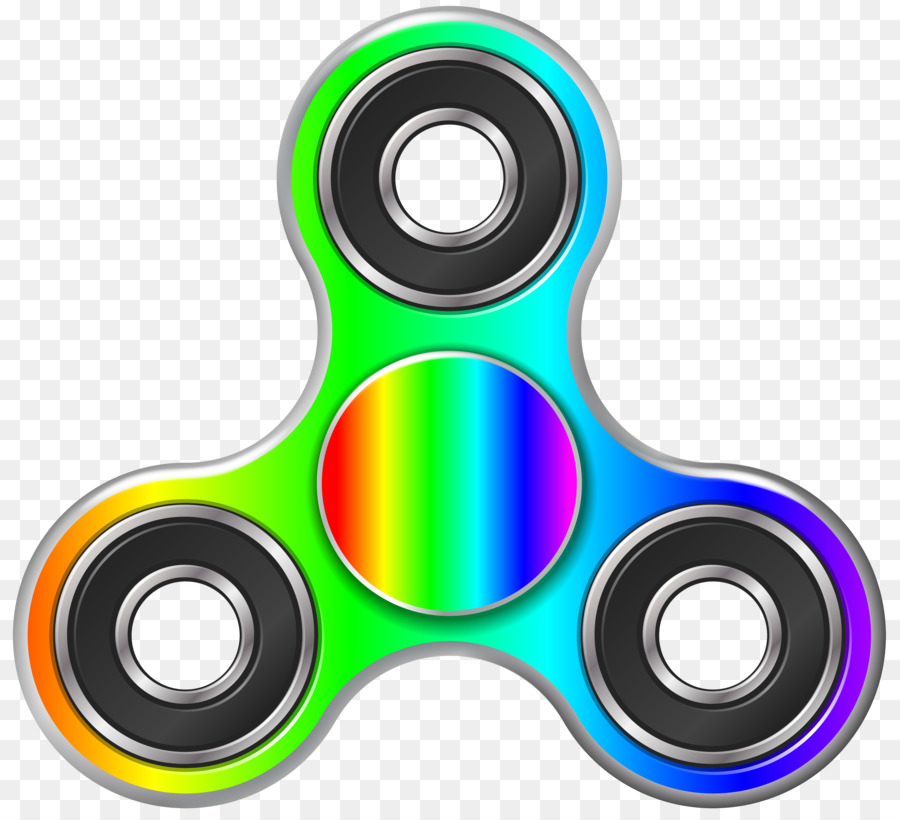 Fidget spinner Toy Clip art.