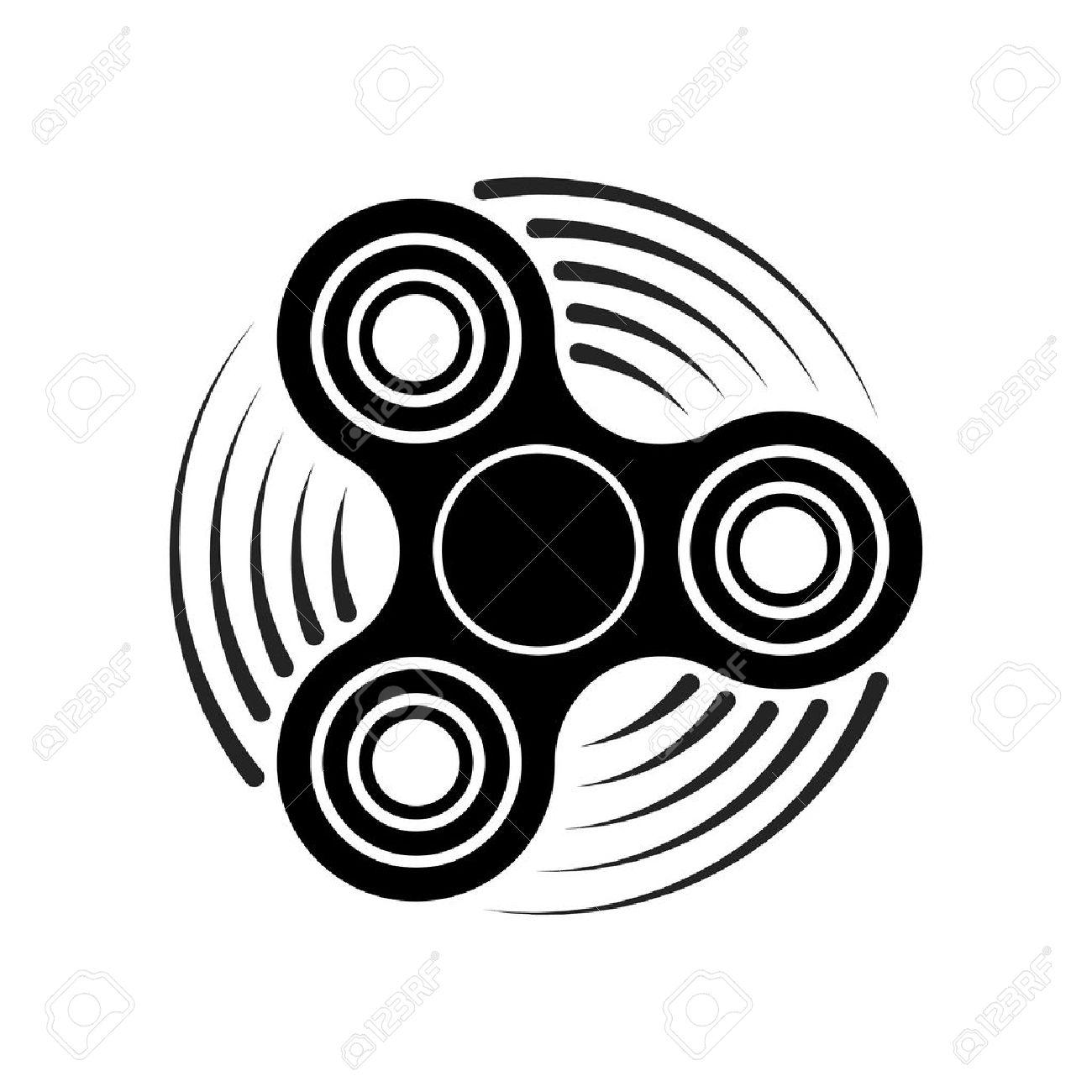 Fidget spinner clipart 4 » Clipart Station.