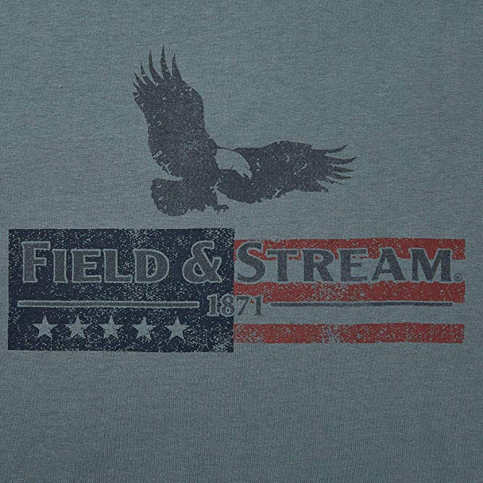 Amazon.com: Field & Stream Men\'s Graphic Hoodie: Clothing.