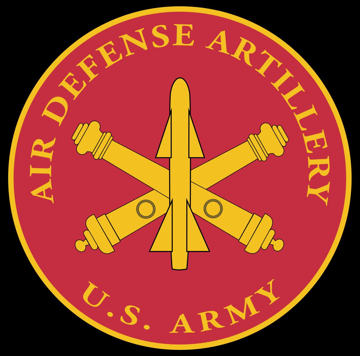 Air Defense Artillery Branch.