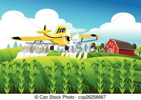 Crop spraying Clipart and Stock Illustrations. 149 Crop spraying.