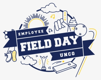 Employee Field Day Flyer, HD Png Download.