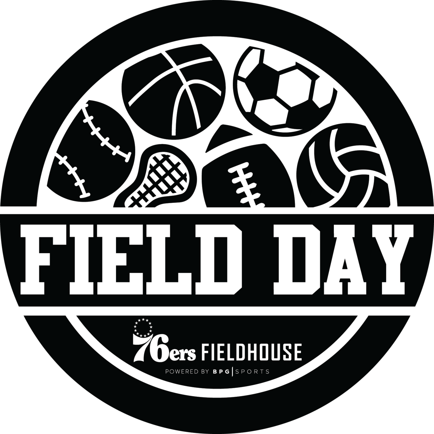 Field Day Logo by Michael Edelin at Coroflot.com.
