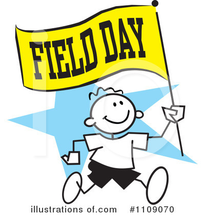 Field Day Clipart.