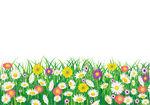 Vectors Illustration of Flower field csp3500427.