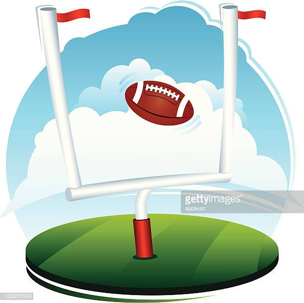 60 Top Field Goal Stock Illustrations, Clip art, Cartoons, & Icons.