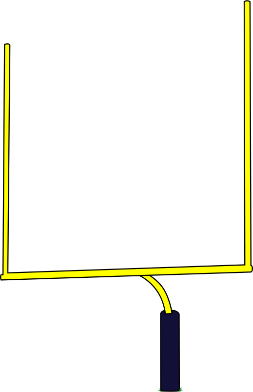 Free Football Goal Post Png, Download Free Clip Art, Free.