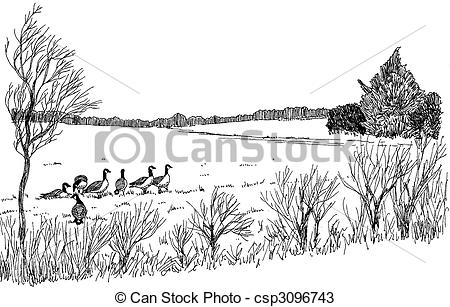 Goose hunting Clip Art and Stock Illustrations. 491 Goose hunting.