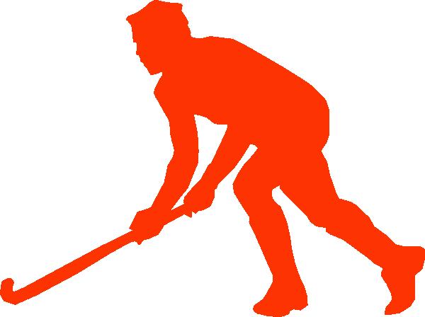 Field Hockey Clipart.