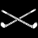 Field hockey clipart #2