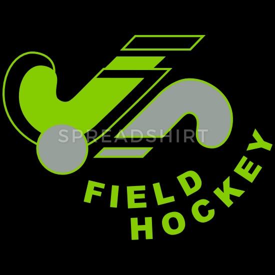 Field Hockey Logo Duffel Bag.