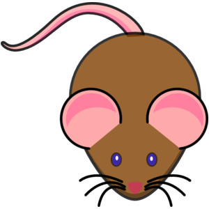 Free mouse clipart images.