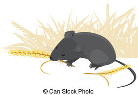 Field mouse Illustrations and Clipart. 326 Field mouse royalty.