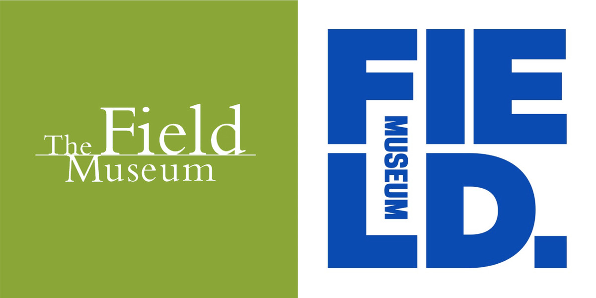 Field Museum rebrand: New logo and focus on science.