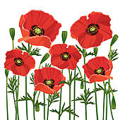 Poppy Clipart Vector Graphics. 5,135 poppy EPS clip art vector and.