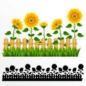 1000+ images about ClipArt: Sunflowers on Pinterest.