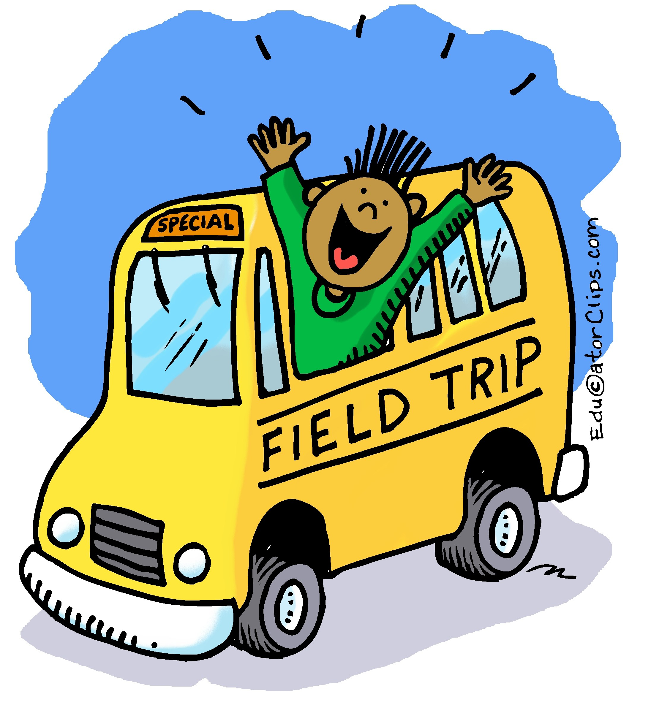 Field trip bus clipart 3 » Clipart Portal.