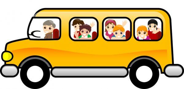 Field Trip Bus.