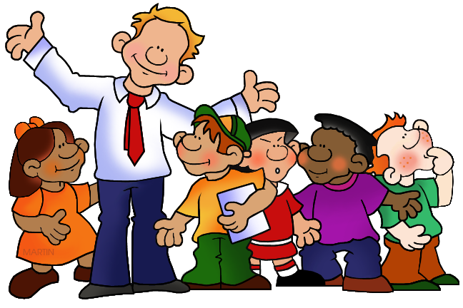Free School Clip Art by Phillip Martin, Field Trip.