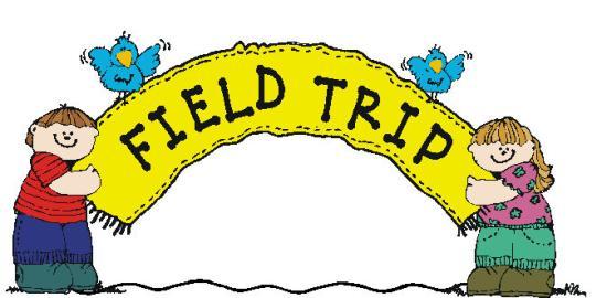 Field Trip Clipart.