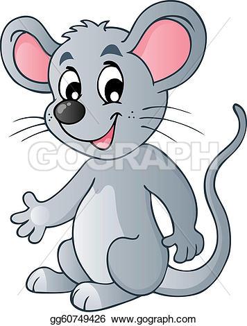 Mouse Illustration Clip Art.