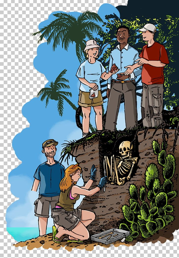 Cartoon Comics Field Research Anthropology PNG, Clipart.