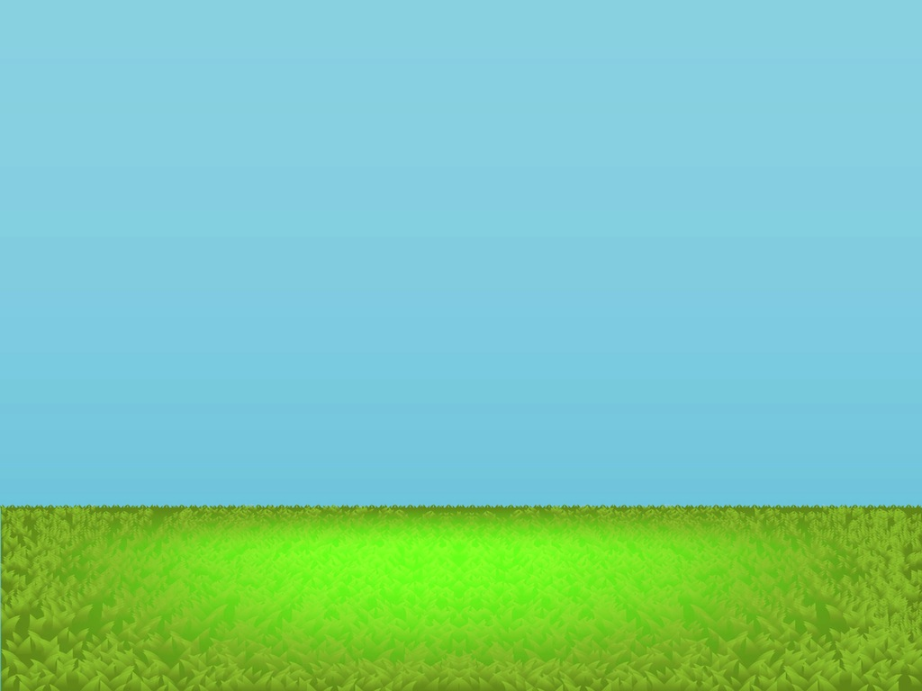 Soccer Football On Green Field With Blue Sky Background: Fields Clipart