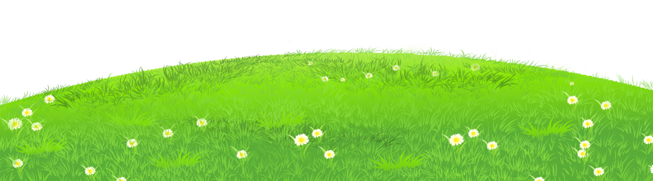 Fields of grass clipart.