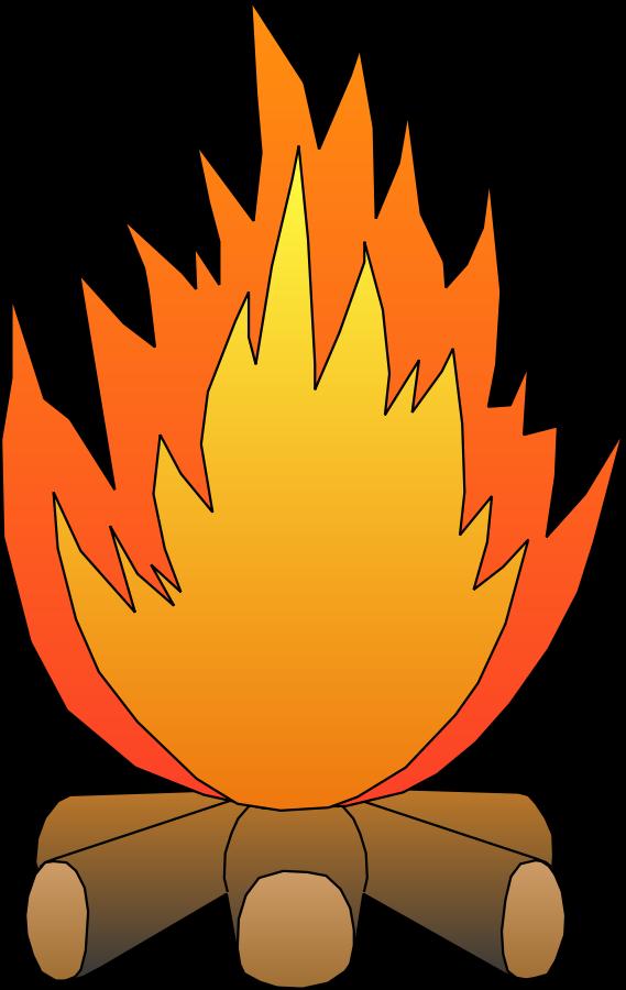 Fire clipart #10