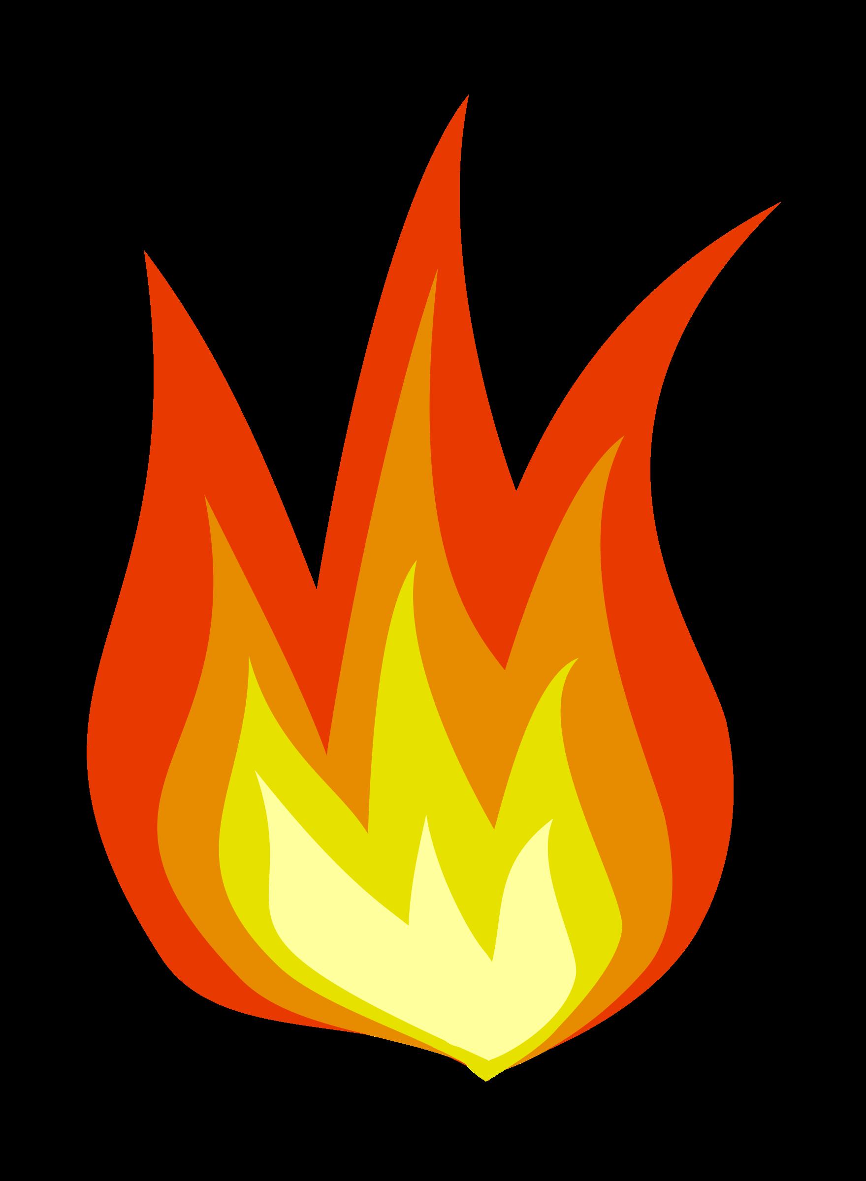 Fire clipart #7